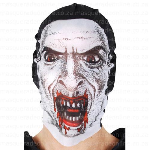Masquerade Dracula Mask