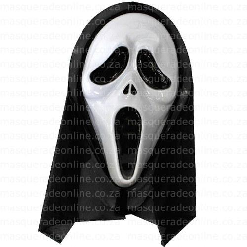 Masquerade Scream Mask