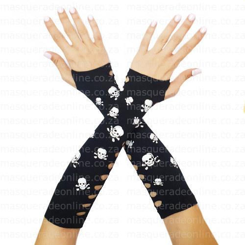 Masquerade Punk Gloves