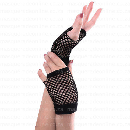 Masquerade black Fishent Gloves
