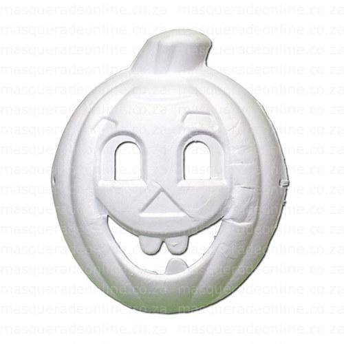 Masquerade pumpkin Mask