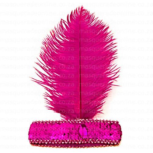 Masquerade Gatsby Headband