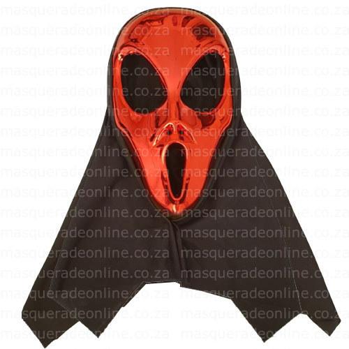 Masquerade alien mask