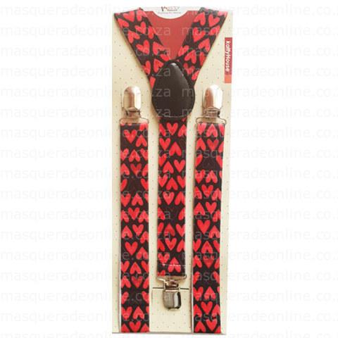 Heart Suspenders