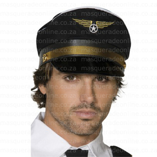 Masquerade Pilot Hat