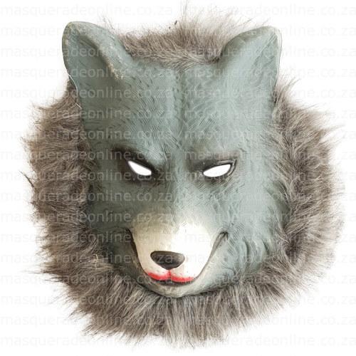 Masquerade Wolf Mask