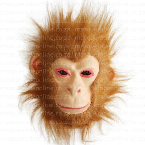 Masquerade Monkey Mask