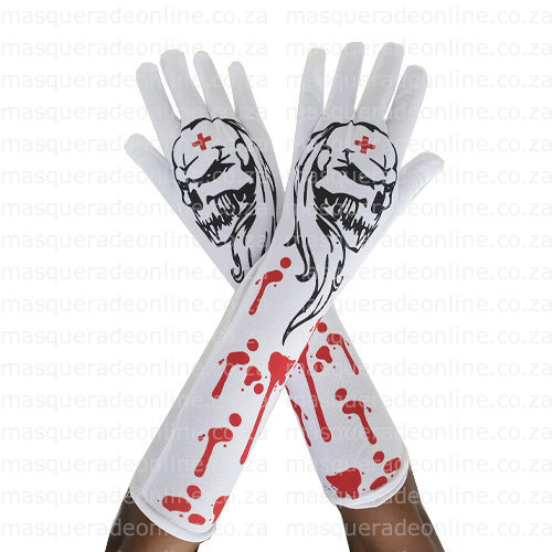 Masquerade Halloween Gloves