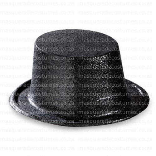 Masquerade Top Hat