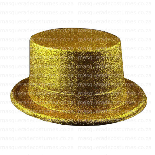Masquerade Top Hat