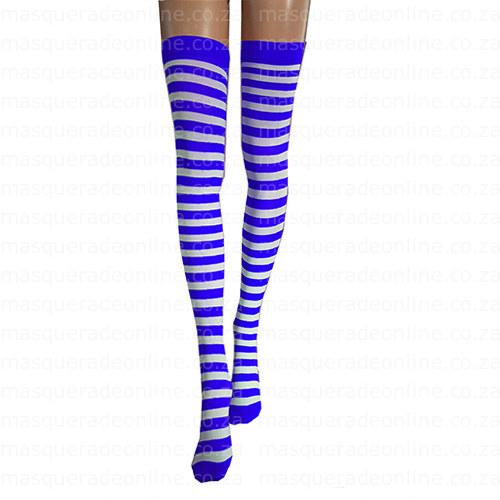 Masquerade Sailor Thigh Highs