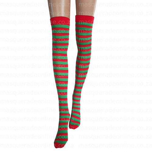 Masquerade Christmas Stockings