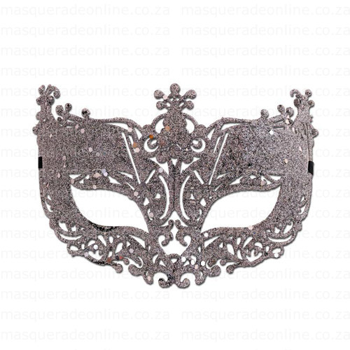 Masquerade Glitter Mask