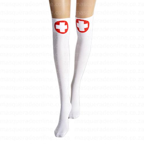 Masquerade Nurse Stockings