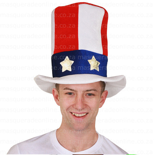 Masquerade USA Hat
