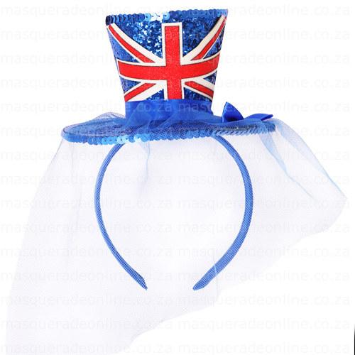 Masquerade UK Fascinator