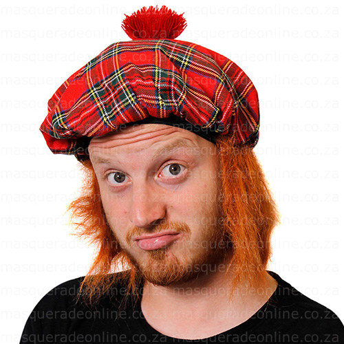 Masquerade Scottish Hat