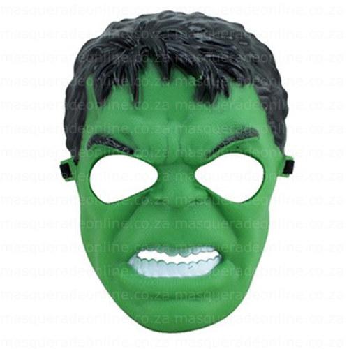 Masquerade Hulk Mask