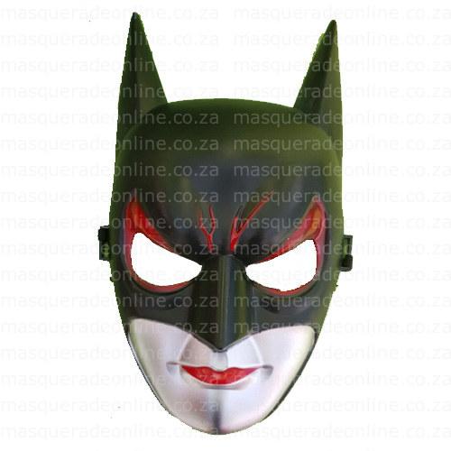 Masquerade Batwoman Mask