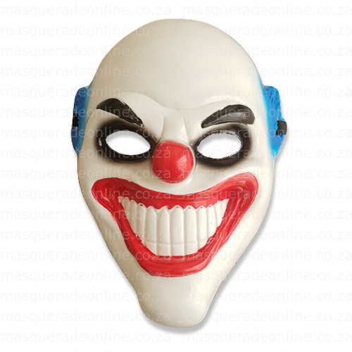 Masquerade Clown Mask