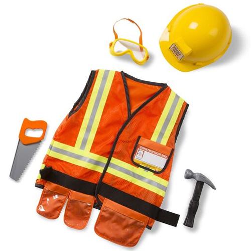 Masquerade Construction Costume