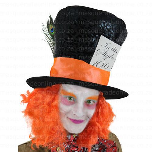 Masquerade Mad Hatter Hat