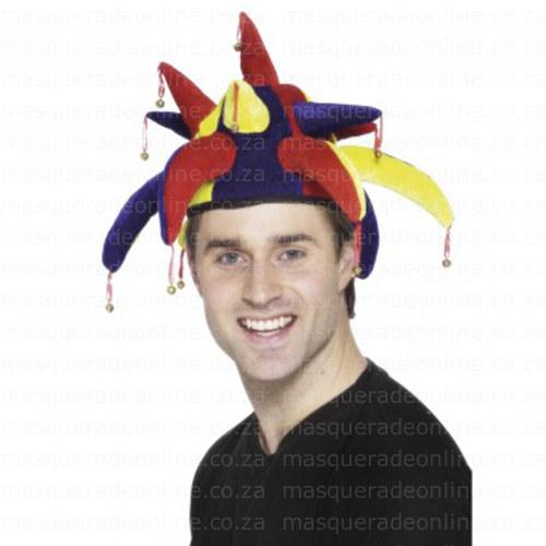 Masquerade Jester Hat