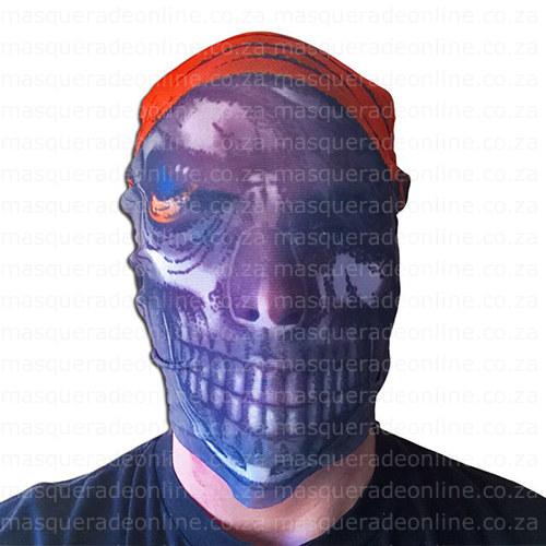 Masquerade Zombie Mask