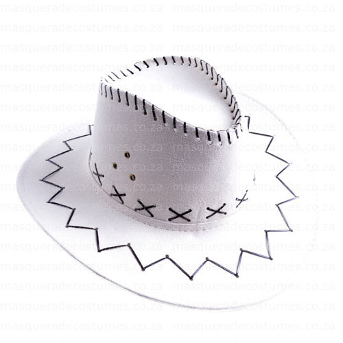 Masquerade Cowboy Hat
