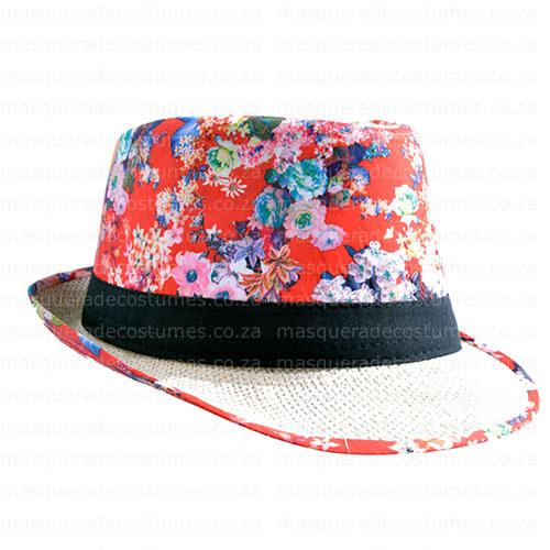 Masquerade Cuban Hat