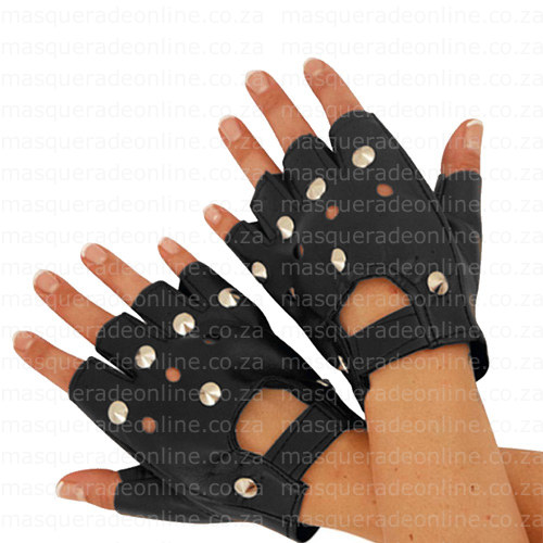 Masquerade Punk Gloves