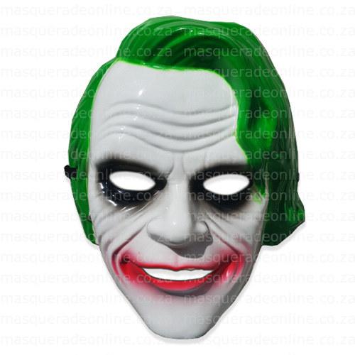 Masquerade Joker Mask