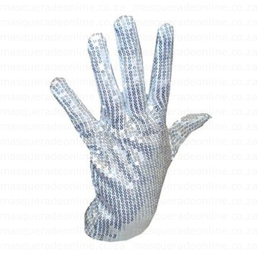 Masquerade Sequin Glove