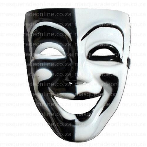 Masquerade Drama Mask