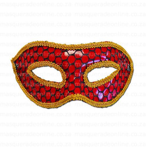 Masquerade Mardi Gras Mask