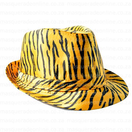 Masquerade Fedora Hat