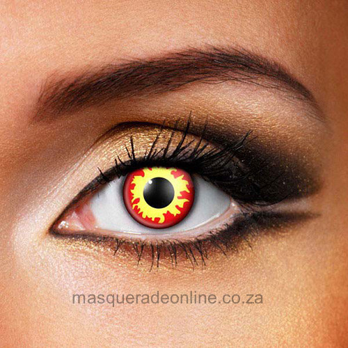 Masquerade Halloween Contact Lenses
