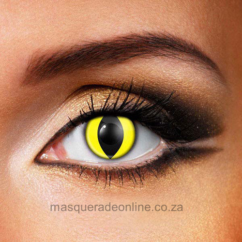 Masquerade Crazy Contact Lenses
