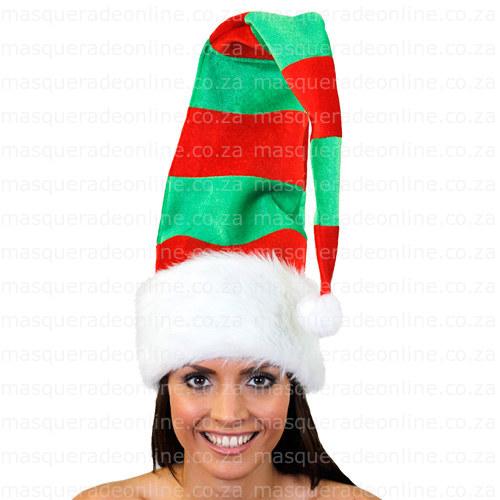 Masquerade Christmas hat