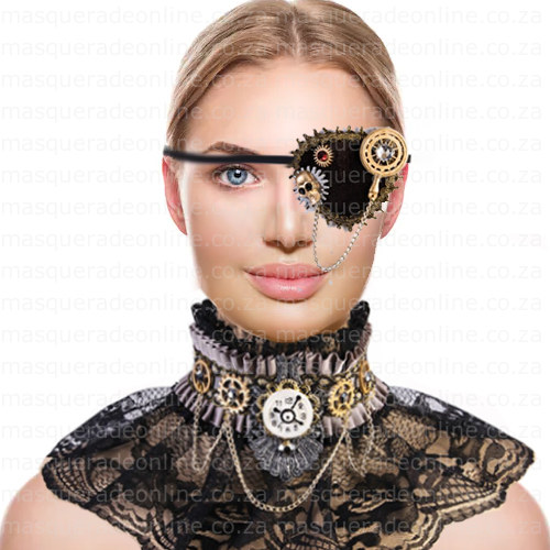 Masquerade Steam Punk Accessory