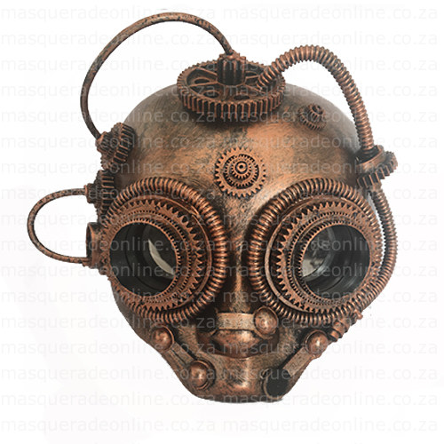 Masquerade Steam Punk Mask