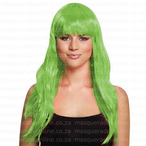 Masquerade Party Wig
