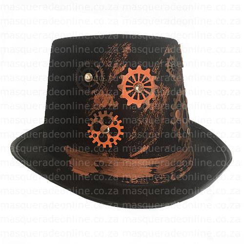 Masquerade Steam Punk Top hat