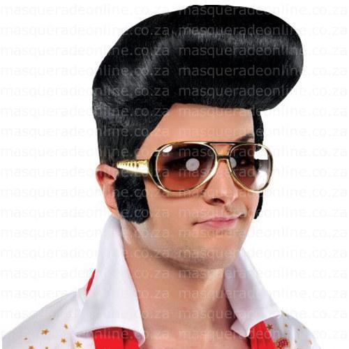 Masquerade Elvis Glasse