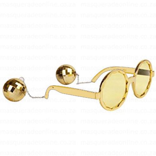 Masquerade Disco Ball Earrings