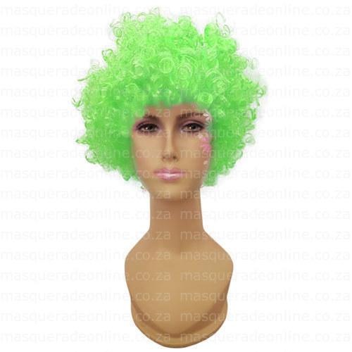 Masquerade Afro Wig