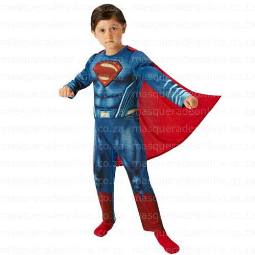 Super Boy Masquerade Costume Hire