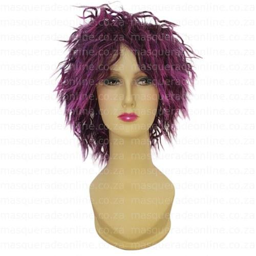 Masquerade Fun Wig