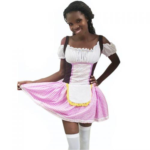 German Beer Maid Masquerade Costume Hire