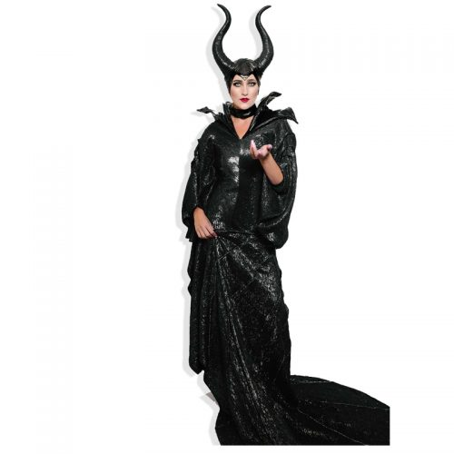 Maleficent Masquerade Costume Hire